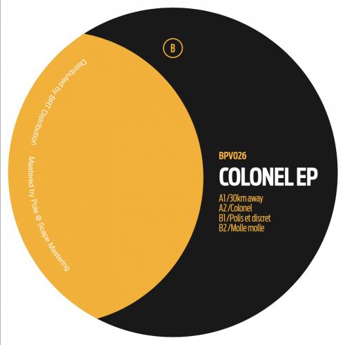 David Lunch - Colonel EP // BPV026