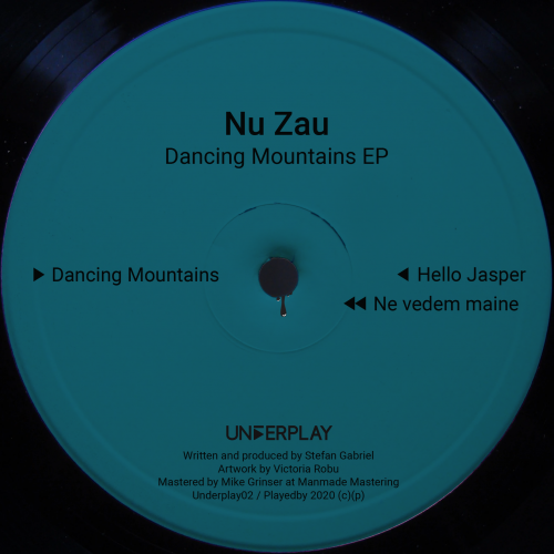 Nu Zau - Dancing Mountains EP // Underplay02
