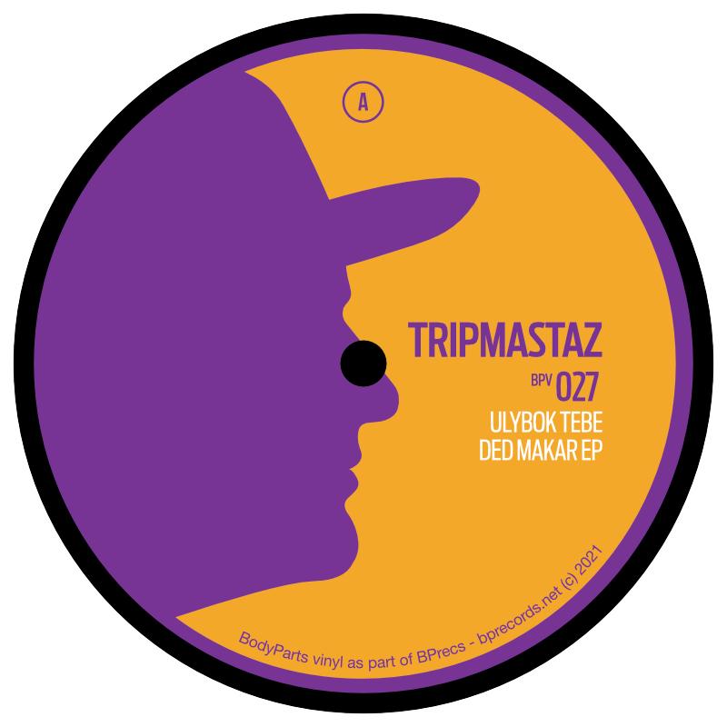 Tripmastaz - Ulybok Tebe Ded Makar EP (feat. Vlad Caia remix)