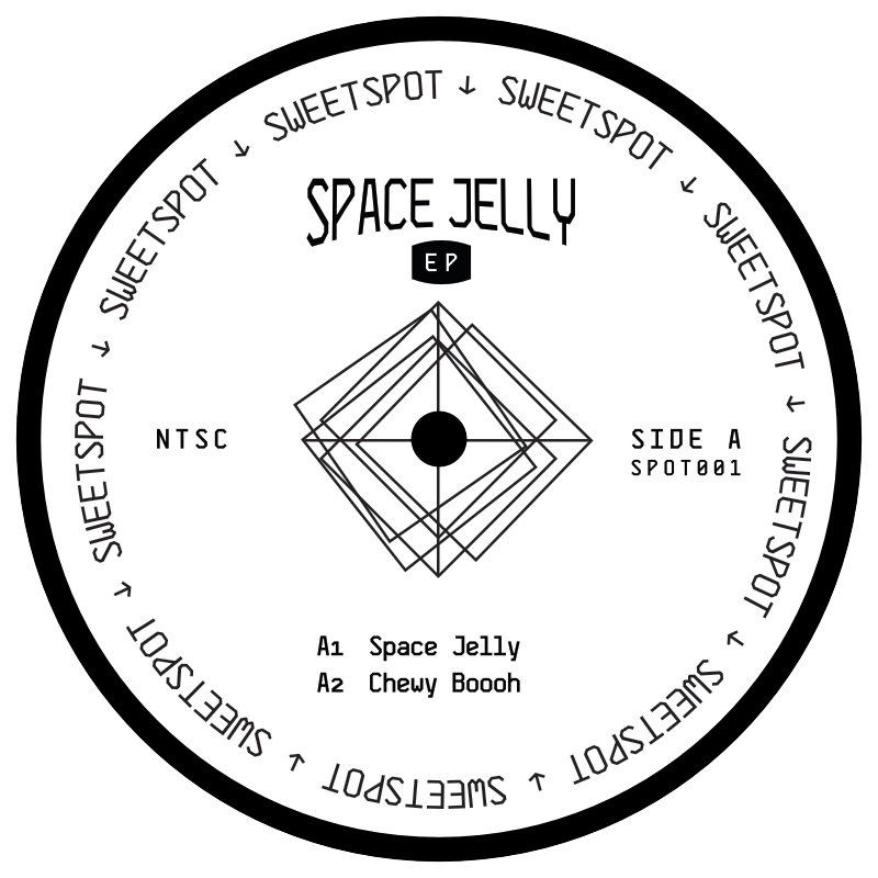 NTSC - Space Jelly EP // SPOT001