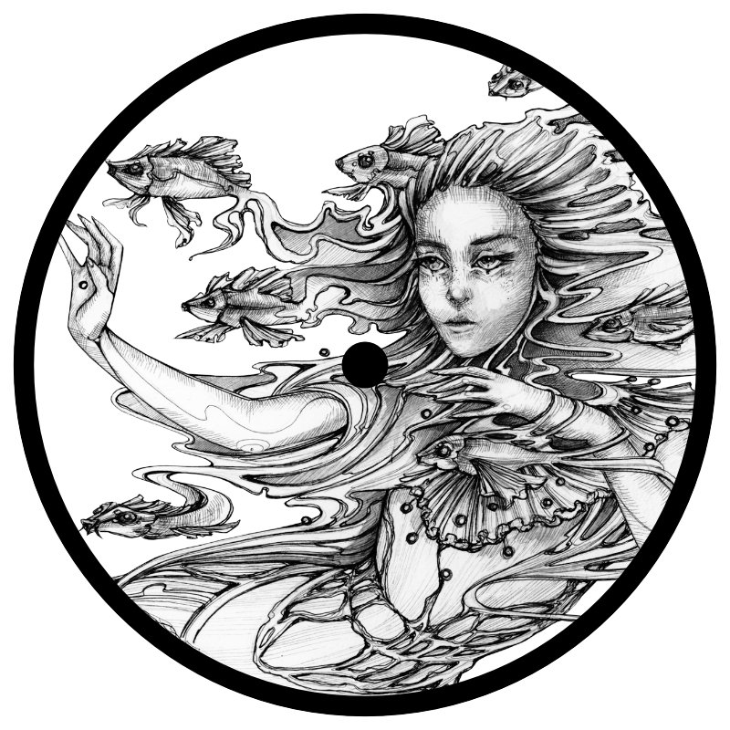 Guy From Downstairs - Oceanic LP // UNIC005
