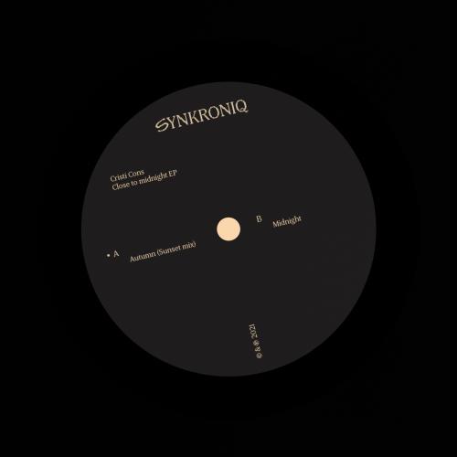 Cristi Cons - Close to Midnight EP // SYNKRONIQ01